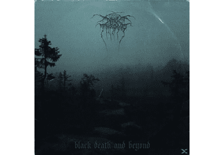 Darkthrone Black Death & Beyond (Deluxe Edition) CD