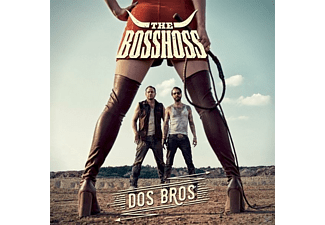 The BossHoss - Dos Bros (Inkl. MP3 Downloadcodes) - (Vinyl)