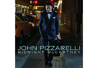 John Pizzarelli - Midnight Mccartney - (CD)