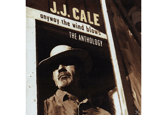 J.J. Cale - Anyway The Wind Blows-The Anthology - (CD)