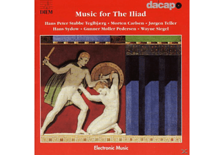 VARIOUS - Music For The Iliad - (CD)