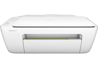 HP DeskJet 2130, 3-in-1 Tinten-Multifunktionsdrucker, Weiß