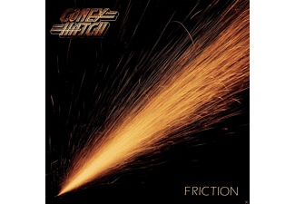 Coney Hatch - Friction (Lim.Collectors Edition) - (CD)