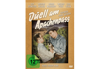 Duell am Apachenpass - (DVD)