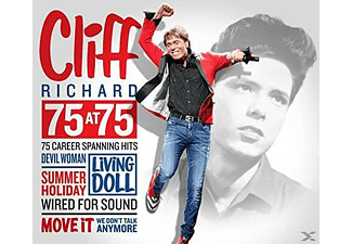 Cliff Richard - 75 At 75 - (CD)