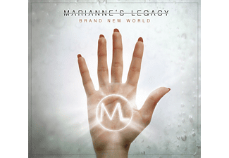 Marianne's Legacy - Brand New World [CD]