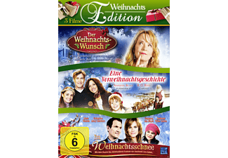 weihnachts edition 3 filme dvd film boxen film. Black Bedroom Furniture Sets. Home Design Ideas