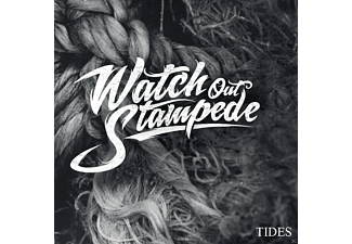 Watch Out Stampede - Tides (Digipak) [CD]