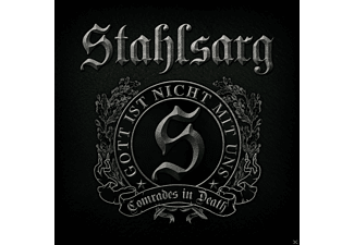 Stahlsarg - Comrades In Death [CD]
