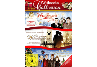 Weihnachts-Collection - 3 Filme - (DVD)