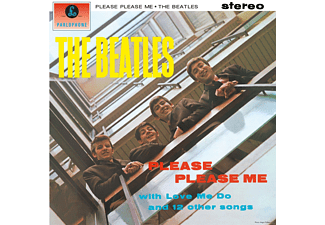 The Beatles - Please Please Me - (Vinyl)