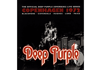Deep Purple - Copenhagen 1972 [Vinyl]