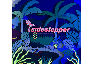 Sidestepper - Supernatural Love - (CD)