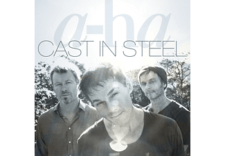A-Ha - Cast In Steel - (Vinyl)