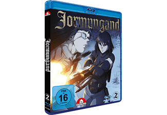 Jormungand - Vol. 2 [Blu-ray]