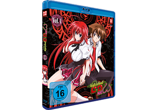 Highschool DxD New - Vol. 1 - (Blu-ray)