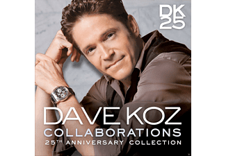 Koz Dave - Collaborations-25th Anniversary Collection [CD]