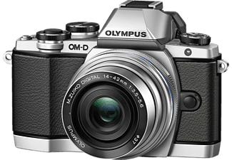 OLYMPUS E-M10 Mark II + 14-42mm EZ zwart