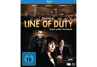 Line of Duty - Cops unter Verdacht - Season 2 [Blu-ray]
