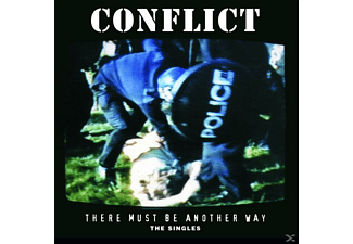 Conflict - The Singles Collection (2lp) - (Vinyl)