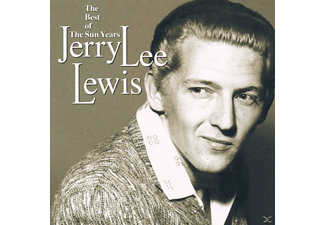 Jerry Lee Lewis - Best Of Sun Years [CD]