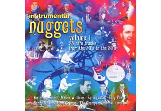 VARIOUS - INSTRUMENTAL NUGGETS - (CD)