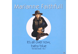 Marianne Faithfull - Iit's All Over Now, Baby Blue - (CD)