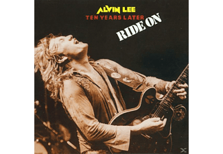 Alvin/ten Years Late Lee, Alvin & Ten Years Later Lee - Ride On - (CD)