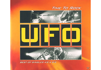 UFO - Time To Rock: Best Of Singles [CD]