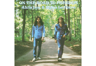 Alvin Lee, Lee,Alvin & Lefevre,Mylon - ON THE ROAD TO FREEDOM - (CD)