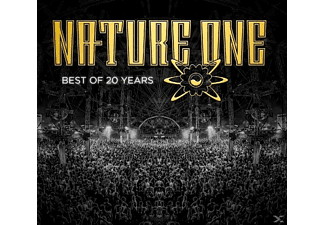 VARIOUS - Nature One Best Of 20 Years - (CD)