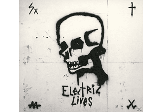Go Go Berlin - Electric Lives - (CD)