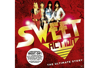 The Sweet - Action! The Ultimate Sweet Story (Anniversary Edit [CD]