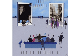 Peter Frampton - When All The Pieces [CD]