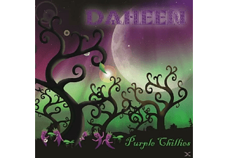 Daheen - Purple Chillies [CD]