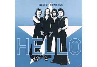 Hello - BEST OF & RARITIES - (CD)