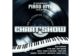 VARIOUS - Die Ultimative Chartshow-Piano-Hits - (CD)