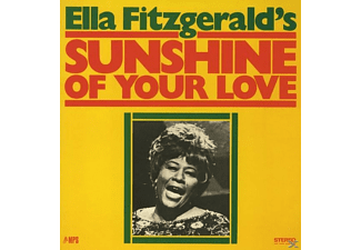 Ella Fitzgerald - Sunshine Of Your Love (Vinyl LP (nagylemez))