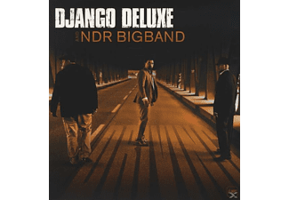 Django Deluxe, Ndr Bigband - Driving [LP + Download]