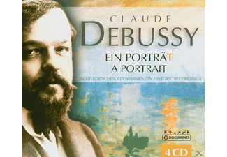 Cortot, Nbc So, Gieseking - Portrait (Debussy, Claude) - (CD)