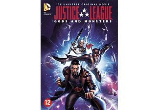 Justice League - Gods & Monsters | DVD