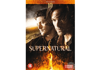 Supernatural - Seizoen 10 | DVD
