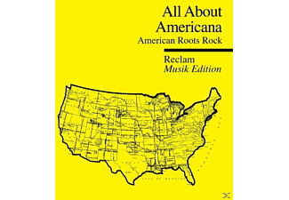 VARIOUS - All About - Reclam Musik Edition - Americana [CD]