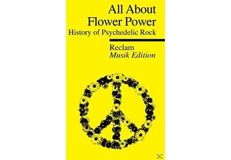 VARIOUS - All About - Reclam Musik Edition - Flower Power - (CD)