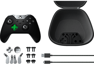 microsoft xbox one elite wireless controller xbox one. Black Bedroom Furniture Sets. Home Design Ideas