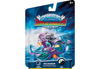 ARAL Skylanders SuperChargers Vehicle Sea Shadow Figür