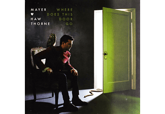 Mayer Hawthorne - Where Does This Door Go - (CD)