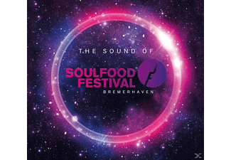 Various - The Sound Of Soulfoodfestival Bremerhaven - (CD)
