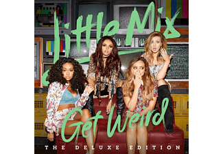 Little Mix -  Get Weird (Deluxe Edition) [CD]