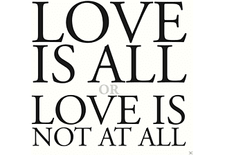 Marc Carroll - Love Is All Or Love Is Not At All - (CD)